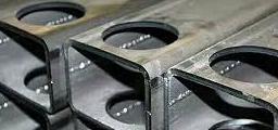 Sheet metal processing steps