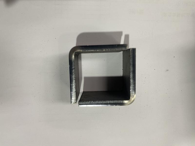 Bending workpiece