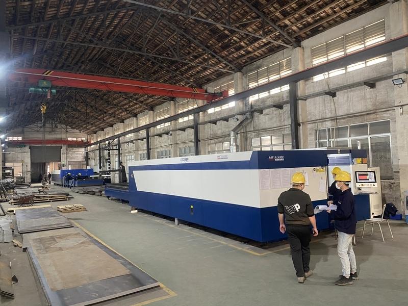 8000 w laser equipment